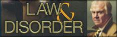 """""""Law & Disorder"""" by John Douglas & Mark Olshaker"""