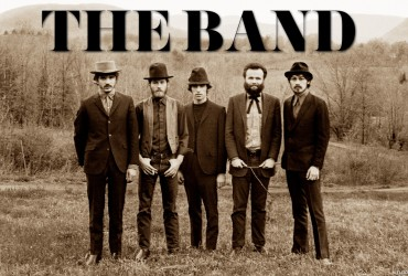 The Band with Robbie Robertson
